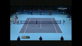 Djokovic vs. Soderling Atp World Tour Finals RR