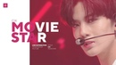 CIX - Movie Star Line Distribution (Color Coded)