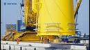 Corporate video Sarens Two of the world's biggest crawler cranes working in tandem