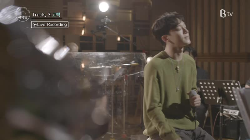 190924 EXO Chen — Sorry (Yang Dail Cover) @ Studio Music Hall Ep.1 (cr.LucetE)