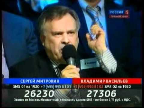 Виктор Илюхин критикует власть за неэффективную борьбу с терроризмом в передаче Соловьева Поединок