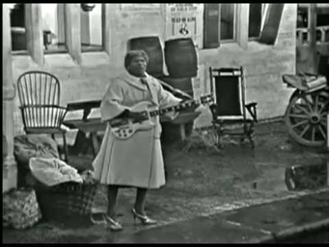 Sister Rosetta Tharpe Trouble in mind