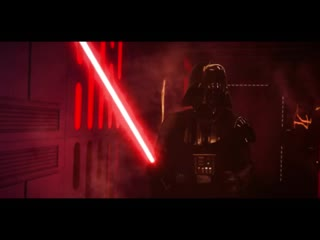 Star wars episode iv: a new hope: darth vader vs obi-wan kenobi (reimagined)