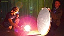 Ive Created an Artificial Sun! The Graphite Ultra powerful Lamp! 4000 W