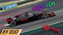 F1 2017 КАРЬЕРА 1 СЕЗОН - МОНАКО КВАЛИФИКАЦИЯ 14