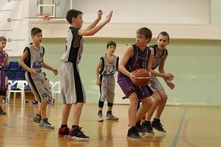 Первенство Самарской области по мини-баскетболу