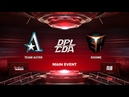 Team Aster vs EHOME, DPL-CDA Professional League Season 1, bo3, game 1 [Mila]