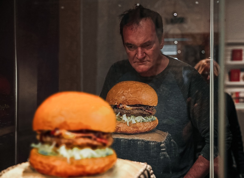 Бургер — это искусство, как кинематограф.
