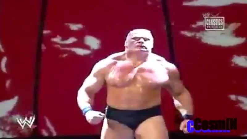 Brock Lesnar vs Kurt Angle Highlights HD - Iron Man Match ( 720 X 1280 ).mp4