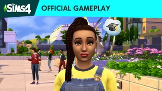 The Sims 4 Discover University: Official Gameplay Trailer