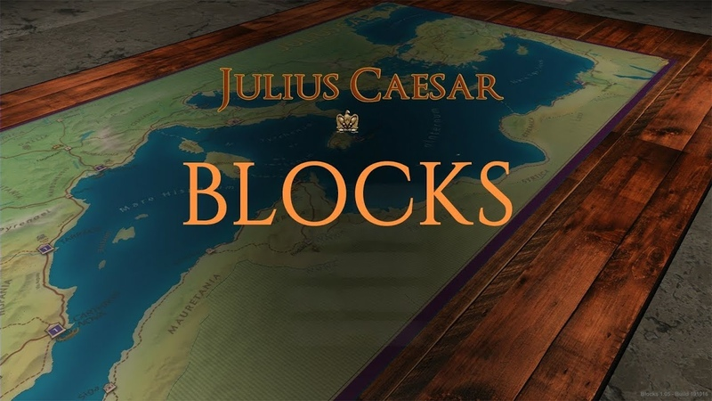Blocks!: Julius Caesar - Трейлер игры 2019 года!