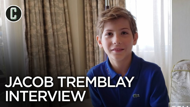 Jacob Tremblay on Good Boys and Filming the Movie at His Actual School