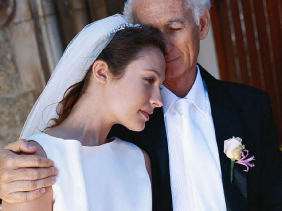 Неравный брак по возрасту фото