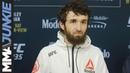 UFC 235- Zabit Magomedsharipov post-fight interview