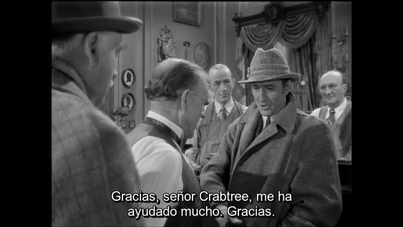 Vestida para un asesinato 1946 Subtitulada