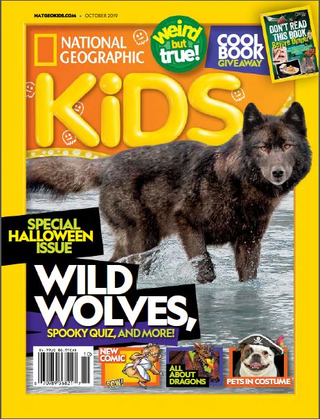 2019-10-01 National Geographic Kids