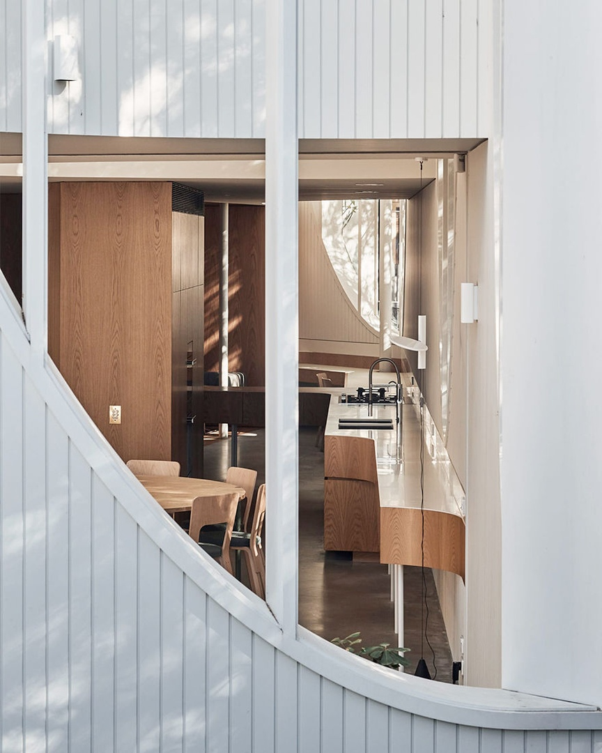 Chenchow Little Architects: светлый дом в Сиднее
