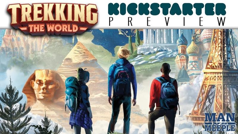 Trekking the World Underdog Games