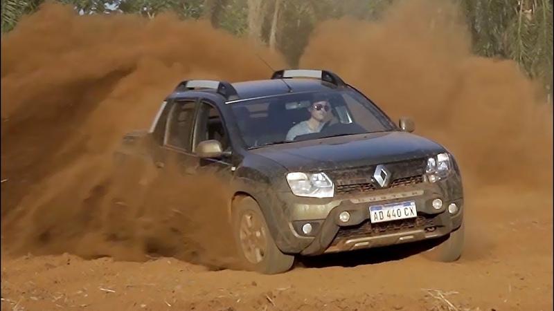 Renault Duster y Oroch - Experiencia offroad - Matías Antico - TN Autos