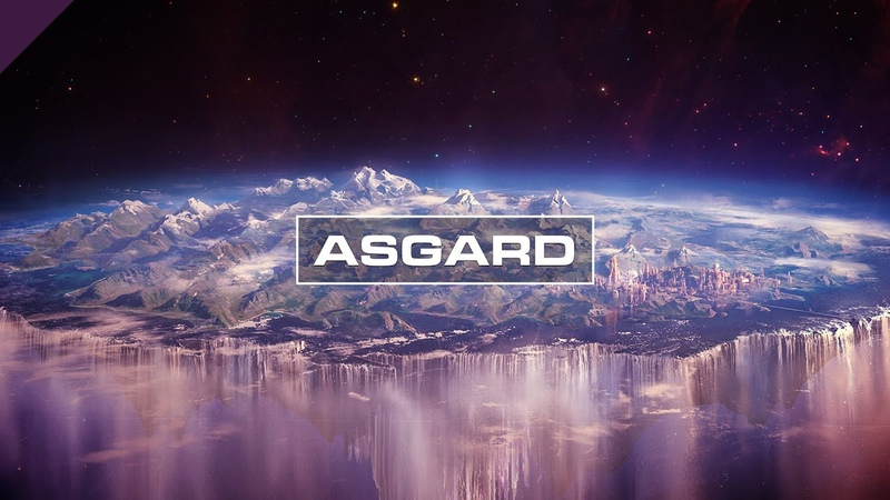 Asgard Marvel Cinematic Universe Atlas