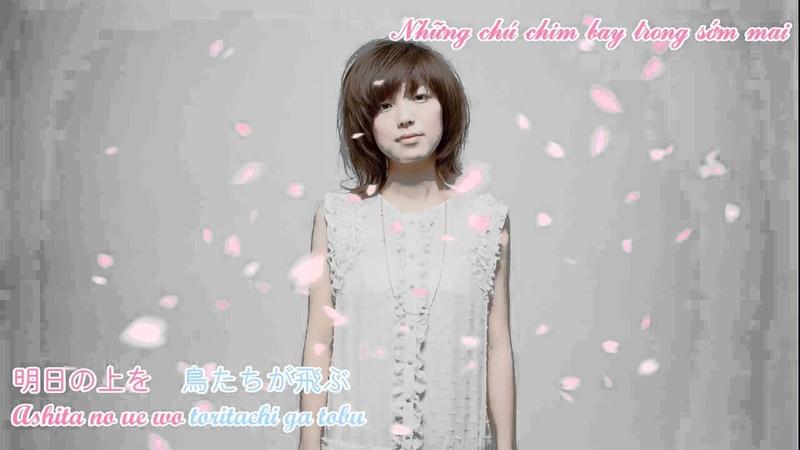 Japan Song Vietsub Kara Kaze no Kioku Ký ức của gió Anri Kumaki