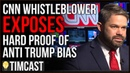 CNN Whistleblower EXPOSES Hard Proof Of Networks Anti Trump Bias Project Veritas Reports