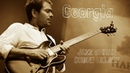 Georgia On My Mind- Jazz Guitar Chord Melody