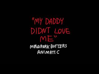 Mirai park my daddy didn't love me [rus sub]