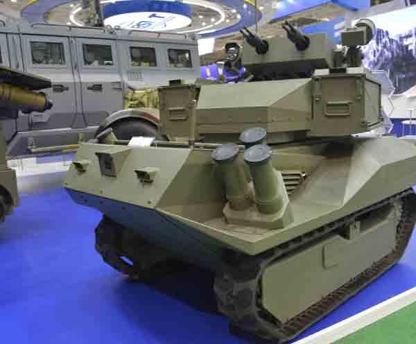 Робот из Беларуси