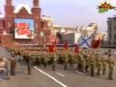 Парад Победы 1996 Морская пехота 61 й Киркенесской бригады