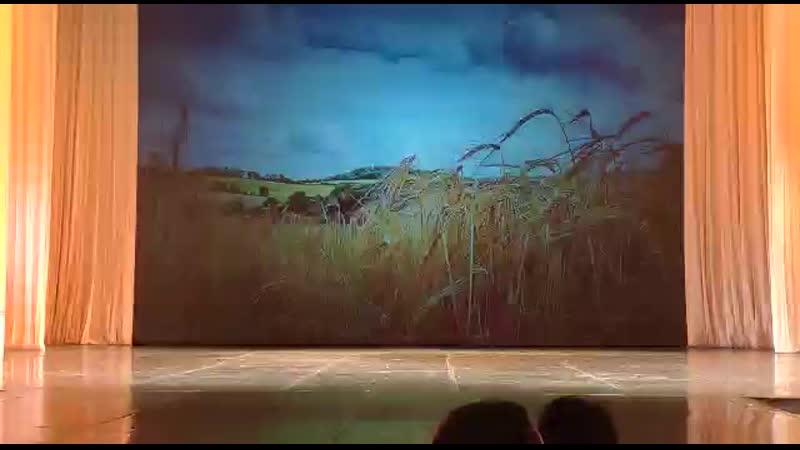 Отчётный концерт в Мозаике Танец Казачий пляс .гр.Сюрприз