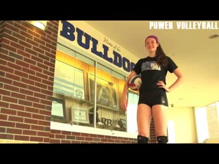 207 cm tall volleyball player dana rettke (hd)