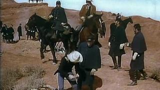 John Ford_1949_La Legion Invencible (John Wayne, Joanne Dru, John Agar, Ben Johnson, Harry Carey Jr, Victor McLaglen)