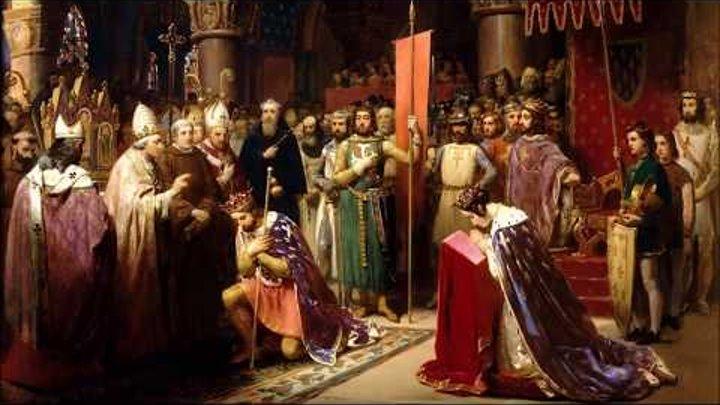 Алиенора Аквитанская королева Франции королева Англии мать Ричарда 1 Львиное Сердце