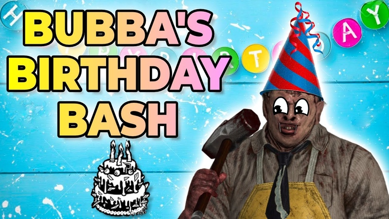 Dead By Daylight Killer Gameplay PC Bubba's Birthday IntoTheFog