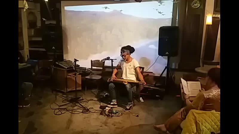 Rizal Razendriya Bali в Ауровилле 05 07 2019