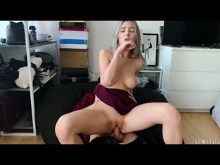 Eva Elfie - (big natural tits, ass, pov, мама, отец, дочь, сын