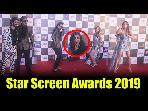 Deepika, Ranveer, Shahid, Kiara Sara Ali Khan | Star Screen Awards 2020 Full Show