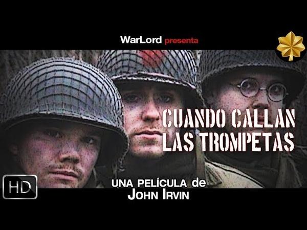 Cuando callan las trompetas - ww2 película completa HD - CASTELLANO