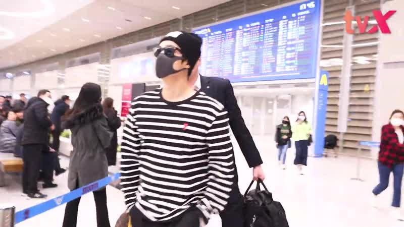 2020 01 26 KHJ Incheon airport Seoul смотреть онлайн без регистрации
