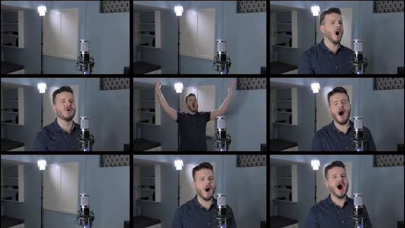 Panic! At The Disco - Into the Unknown (Acapella Cover by Jared Halley) | Frozen 2