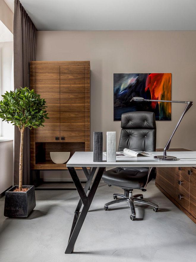 Яркий офис AMDdesign в Самаре