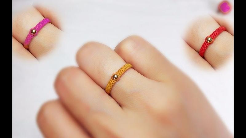 仅需4分钟,你也能学会这款红绳戒指,关键是漂亮
