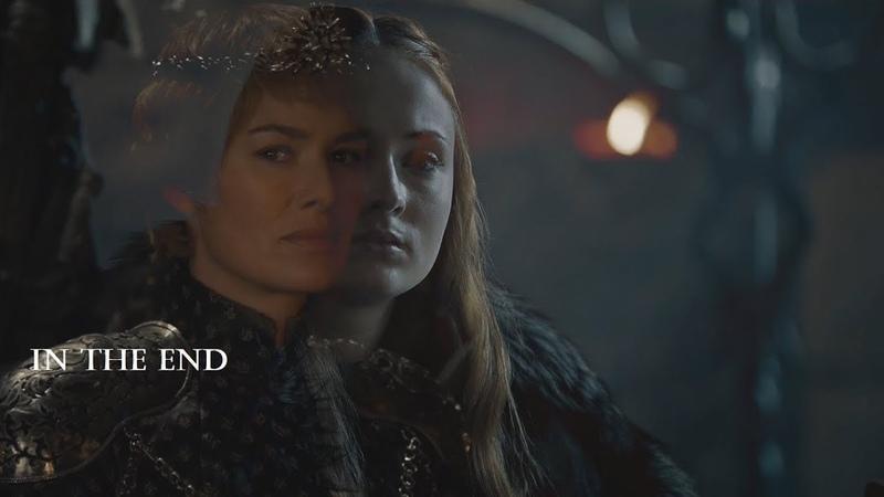 Cersei Lannister Sansa Stark In The End