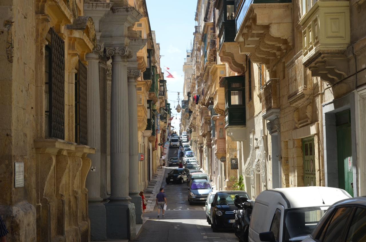 fAjPF9NqgGs Валлетта - столицы Мальты.