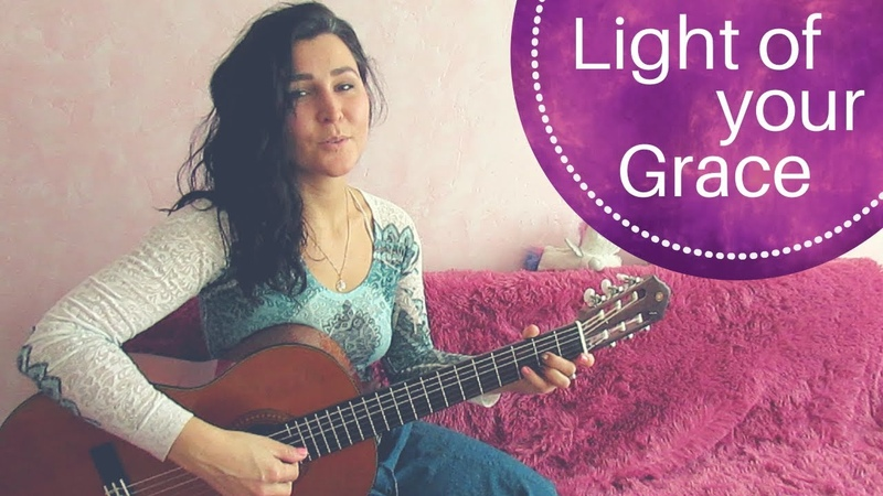 Light of your Grace Om bhur bhuva svaha Mooji Mantra Chords and Lyrics