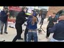Gewalt als Zeichen geistiger Armut; Buttermilchanschlag auf Michael Stürzenberger in Rostock