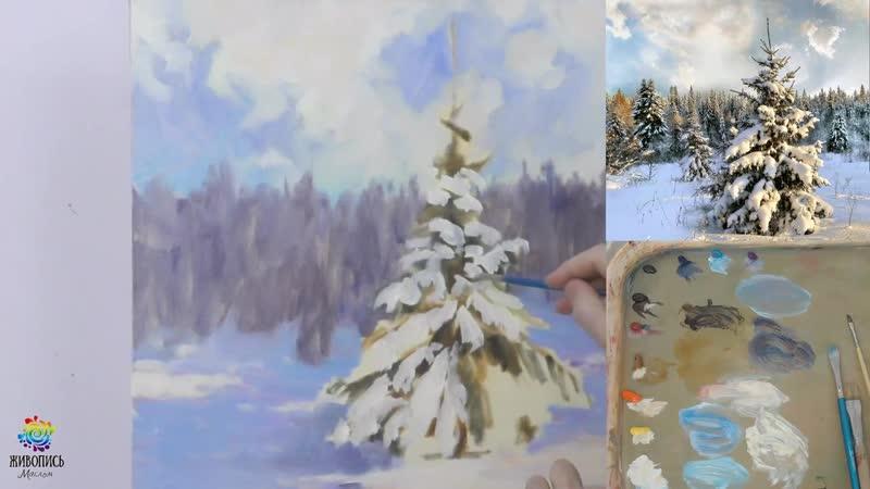 Снежная магия. Часть 1. Георгий Харченко