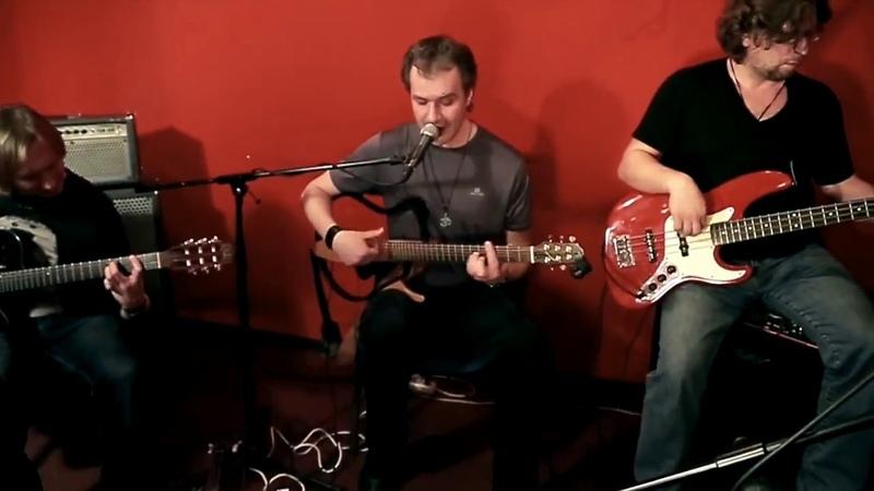 Дыхание группа Зеркало с Ильей Лапиным (миди гитара)
