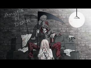 Ангел кровопролития 16 Satsuriku no Tenshi аниме марафон все серии подряд 2018 ПРИКЛЮЧЕНИЯ УЖАСЫ ПСИХОЛОГИЧЕСКОЕ ТРИЛЛЕР 1 сезон